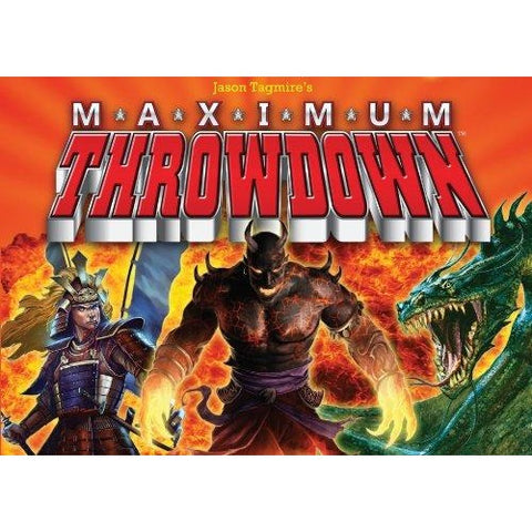 Maximum Throwdown