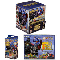 DC Dice Masters Bundle: Worlds Finest Gravity Feed / Collectors Box / Starter Set