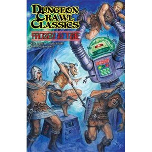 Dungeon Crawl Classics: #79 Mini - Frozen in Time
