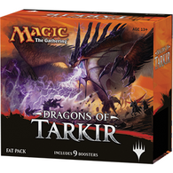 Magic the Gathering CCG: Dragons of Tarkir Fat Pack