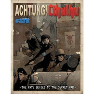 Fate RPG: Achtung! Cthulhu-Guide to the Secret War