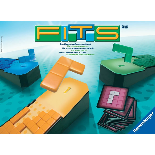Fits Puzzle Game