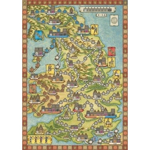 Hansa Teutonica: Britannia Expansion