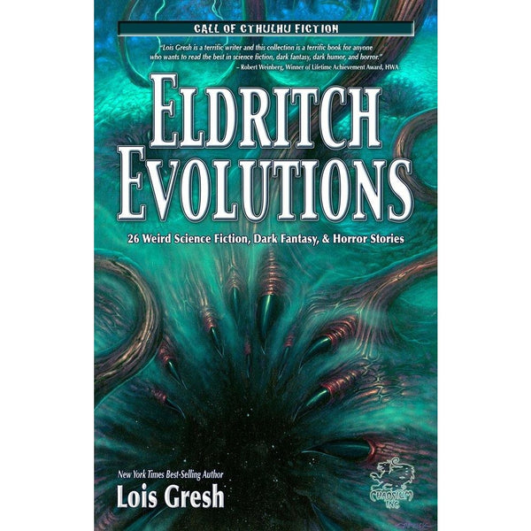 Call of Cthulhu: Eldritch Evolutions Paperback