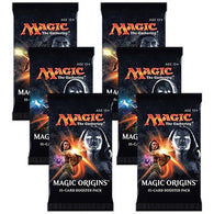 Magic the Gathering Bundle: 6 X Magic Origins Booster Packs
