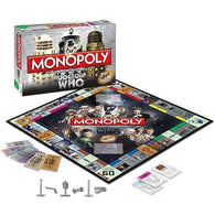 Doctor Who 50th Anniversary Collectors Edition Monopoly