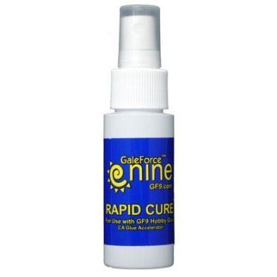 Miniatures Tools: Rapid Cure Hobby Glue Accelerator
