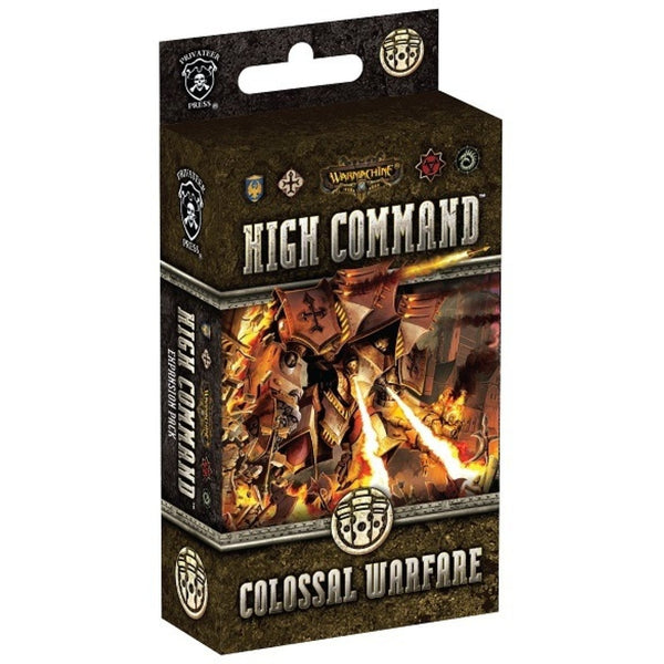 High Command DBG: Warmachine - Colossal Warfare Expansion
