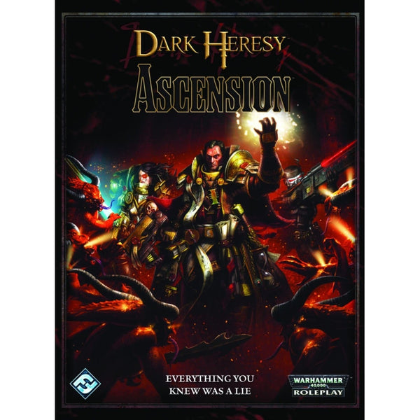 Warhammer 40K Dark Heresy RPG: Ascension