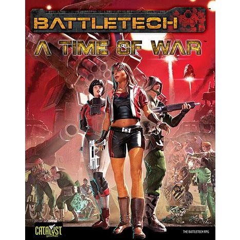Battletech: A Time Of War Rpg