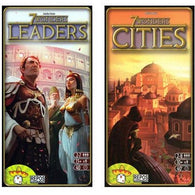 7 Wonders Bundle: Leaders and Cities Expansion