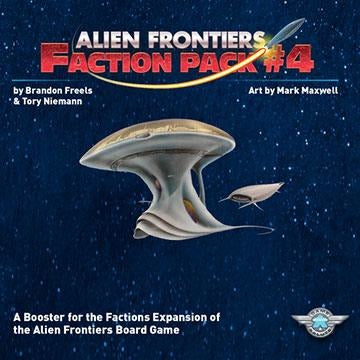 Alien Frontiers Faction Pack 4 G