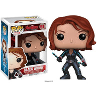 POP! Marvel: Avengers 2 - Black Widow