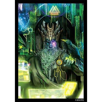 Android Netrunner: Wotan Art Sleeves (50)