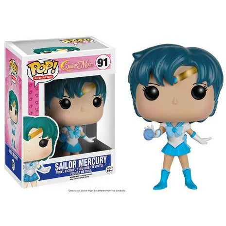 Pop! Animation: Sailor Moon - Sailor Mercury