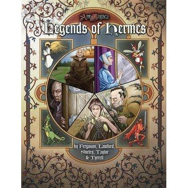 Ars Magica: Legends of Hermes Hardcover