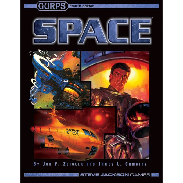 Gurps: 4th Edition Space