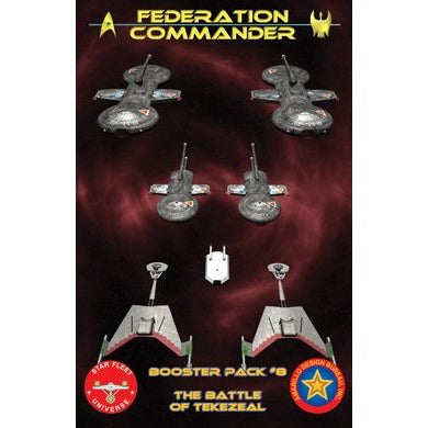 Federation Commander: Booster 8