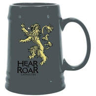 A Game of Thrones Ceramic Stein - Lannister