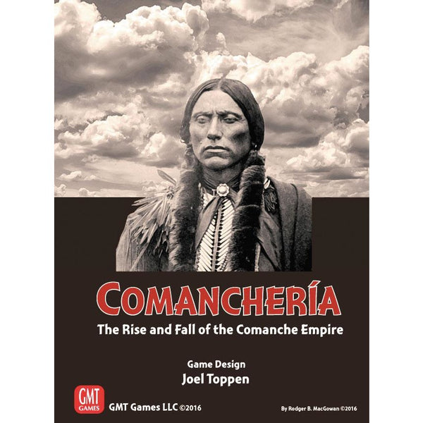 Comancheria - The Rise and Fall of the Comanche Empire