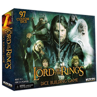 The Lord of the Rings: Dice Building Game