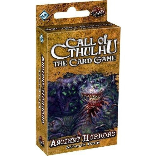 Call of Cthulhu LCG: Ancient Horrors Asylum Pack