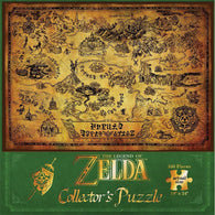 The Legend of Zelda Collectors Puzzle - 550 Pieces