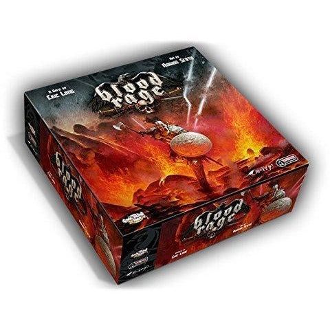 Blood Rage: Core Box