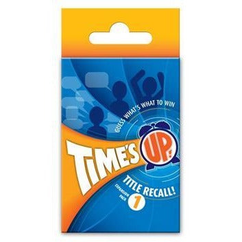 Times Up!: Title Recall Expansion Pack 1