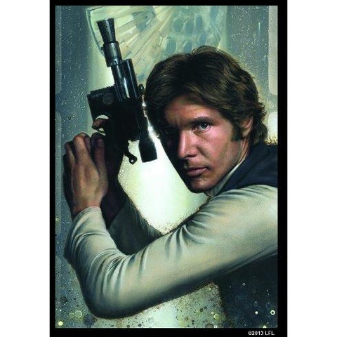 Star Wars: Han Solo Art Sleeves (50)