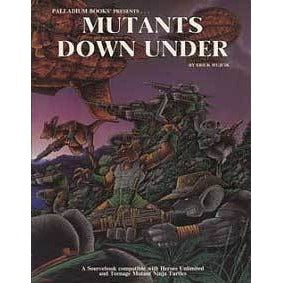 After the Bomb RPG: Mutants Down Under