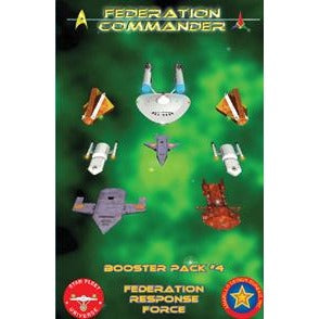 Federation Commander: Booster 4
