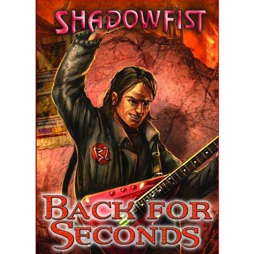 Shadowfist Dynamic Card Game: Back for Seconds Jammers/Monarchs Starter Decks