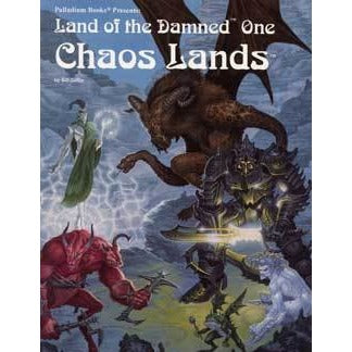 Palladium Fantasy RPG: Land of the Damned 1 Chaos Lands