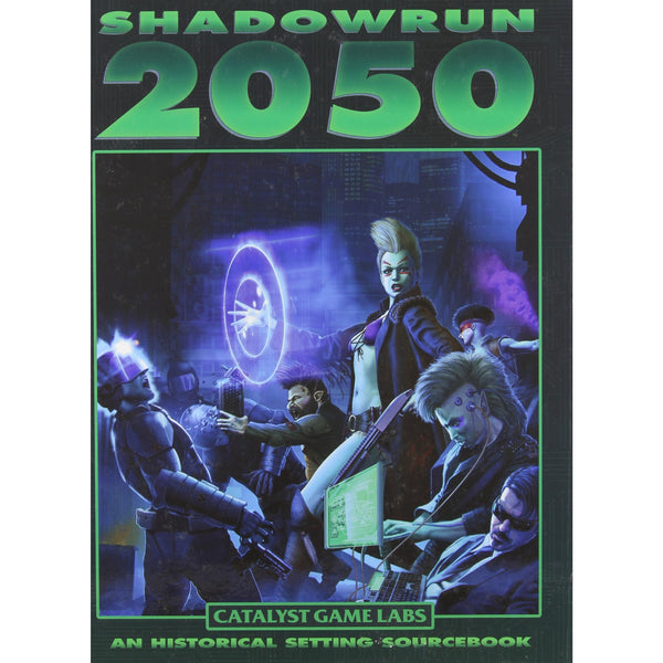 Shadowrun RPG: 2050