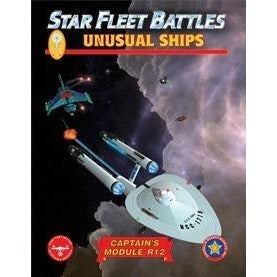 Star Fleet Battles: Module R12 - Unusual Ships
