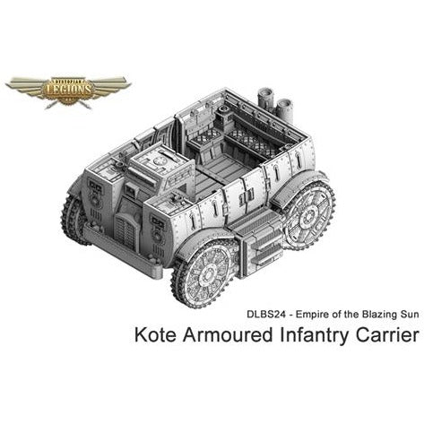Dystopian Legions: Empire of the Blazing Sun Kote Armoured Carrier (1)