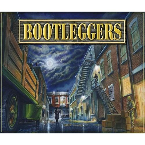 Bootleggers: Prohibition Era Mayhem