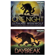 One Night Ultimate Werewolf Bundle: Core Plus Daybreak