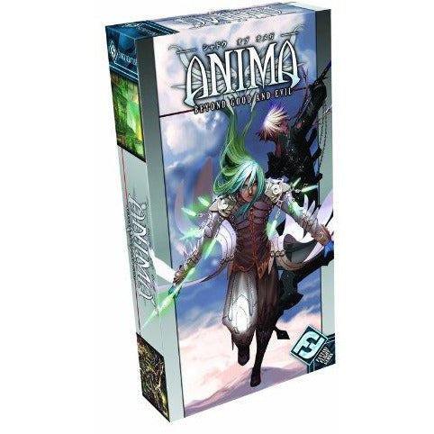 Anima Card Game: Beyond Good and Evil