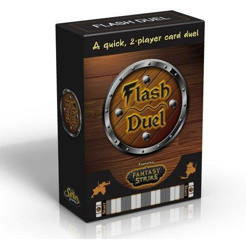 Flash Duel - Travel Edition