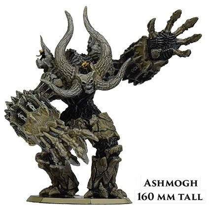 Golem Arcana: Urugal Colossus, Ashmogh