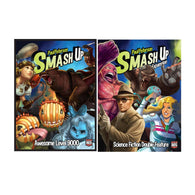 Smash Up Bundle: Awesome Level 9000 and Science Fiction Double Feature Expansions