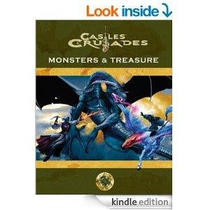 Castles and Crusades RPG: Monsters and Treasures Hardcover (full color)