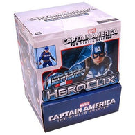 Marvel HeroClix: Captain America The Winter Soldier 24 Count Gravity Feed