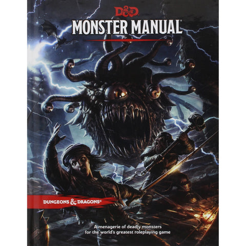 Dungeons and Dragons Next RPG: Monster Manual