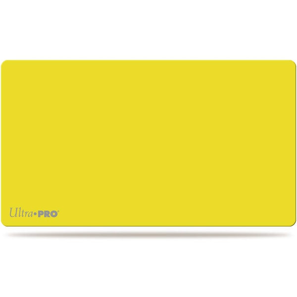 Artist Gallery Yellow Playmat
