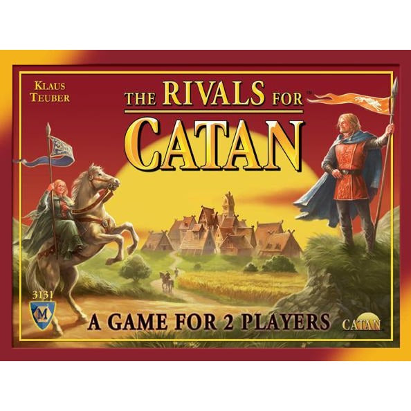 Settlers of Catan: Rivals of Catan