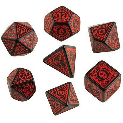 Pathfinder Wrath o/t Righteous Dice Set (7)