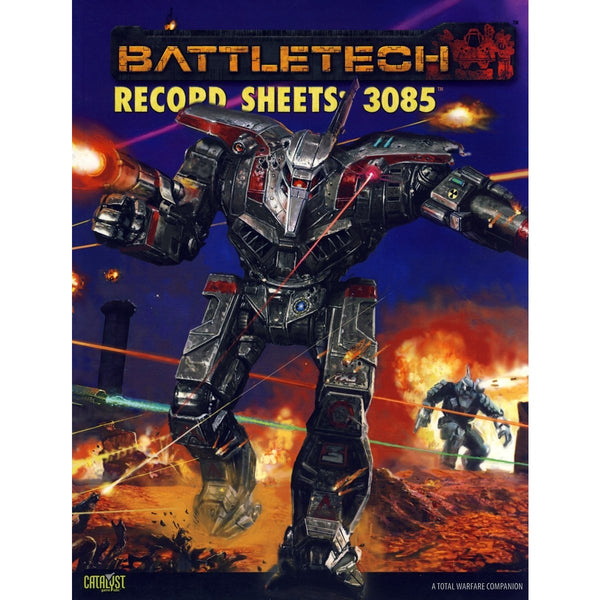 BattleTech: Record Sheets 3085